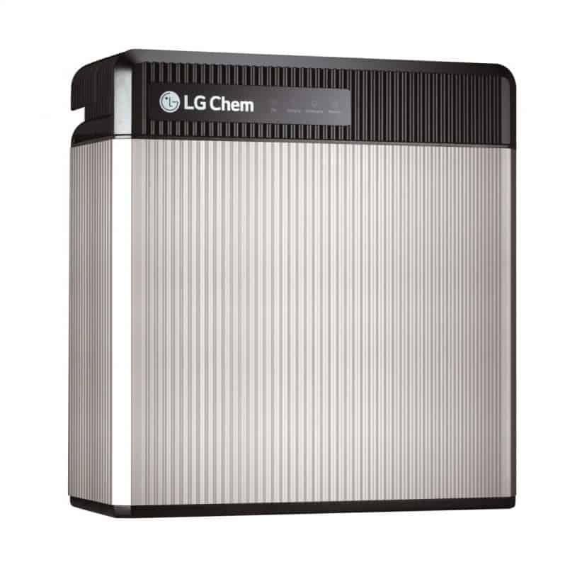 LG Chem 9.8KW Battery