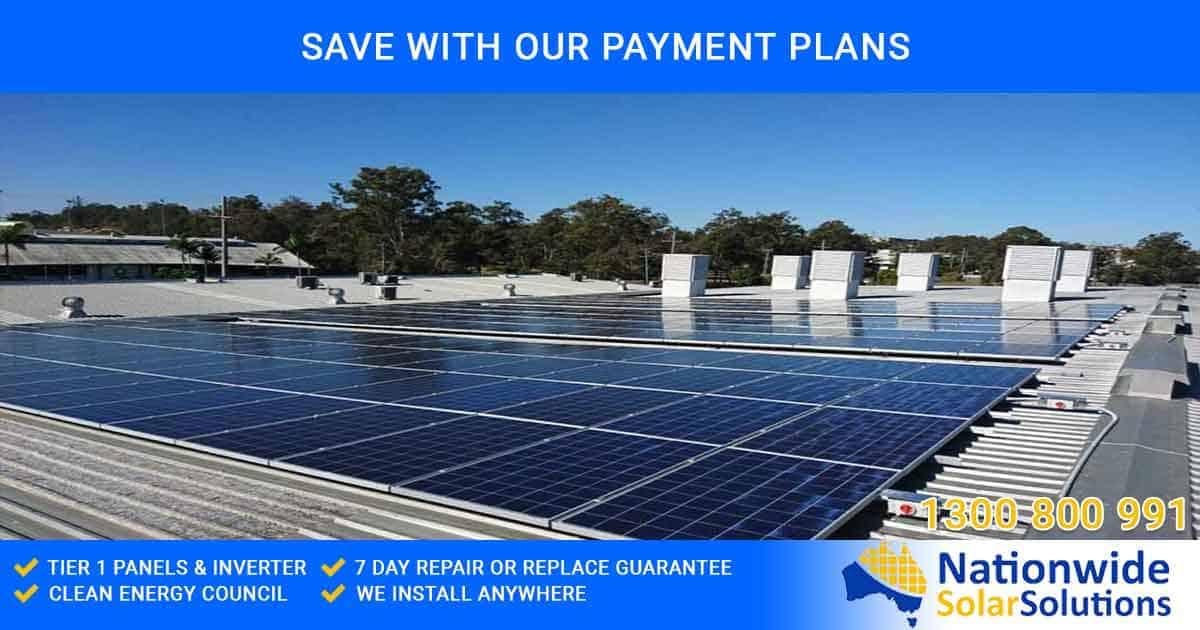 Solar nationwide