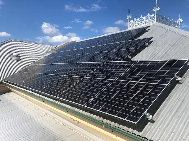 Solar Install 121 4